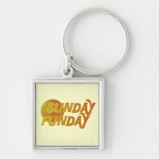 Sunday Funday Keychains