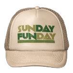 Sunday Funday Mesh Hats