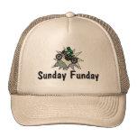 Sunday Funday Motorcycle Hat