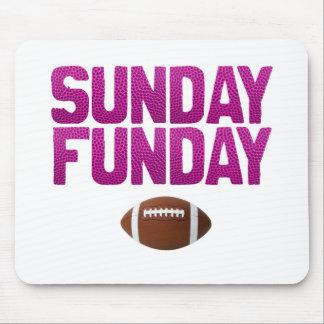 Sunday Funday Mouse Pad