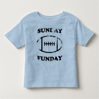 Sunday Funday Toddler T-shirt