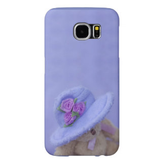 Sunday Hat Teddy Bear | Samsung Galaxy S6 Case