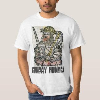 Sunday HUNday T Shirt