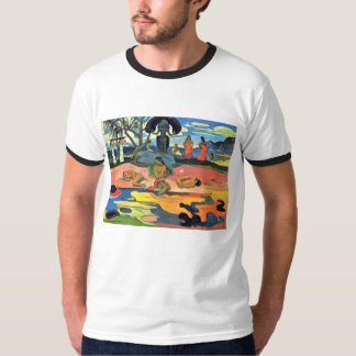 Sunday (Mahana No Atua) By Gauguin Paul T-Shirt
