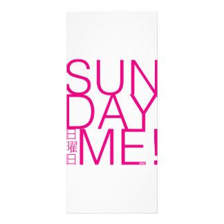 sunday ME pink Rack Card