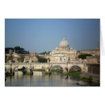 Sunday Morning in Rome Stationery Note Card