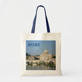 Sunday Morning in Rome Tote Bag