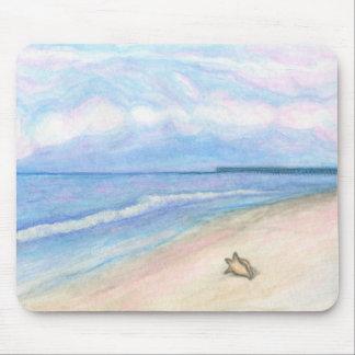 Sunday Morning on Flagler Beach Mouse Pad