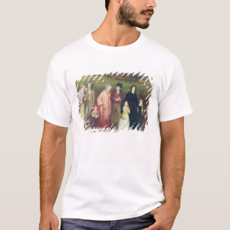 Sunday Morning - The Walk from Church, 1846 T-Shirt