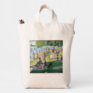 Sunday on La Grande Jatte Duck Bag
