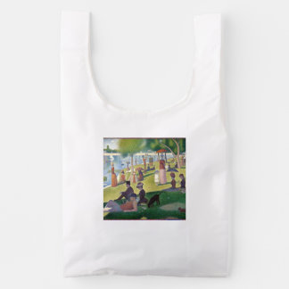 Sunday on La Grande Jatte Reusable Bag