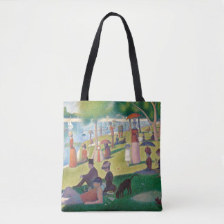 Sunday on La Grande Jatte Tote Bag