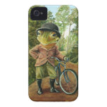 artsprojekt, mcm, frog, toad, bicycle, vintage,