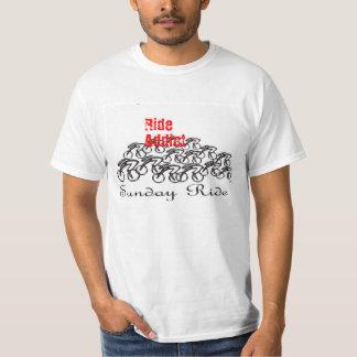 Sunday Ride/ Ride Addict T-Shirt