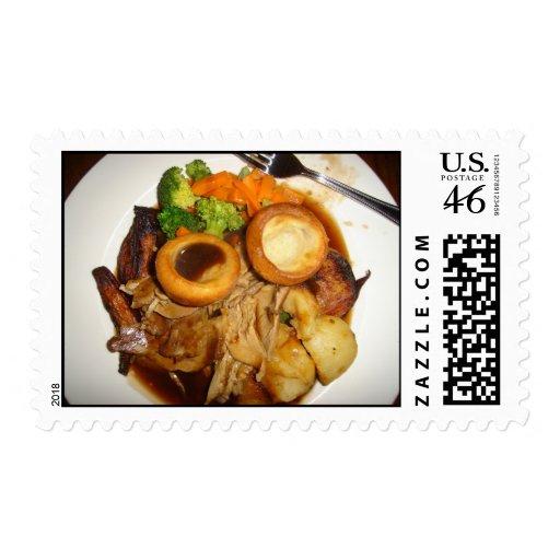Sunday Roast Stamps