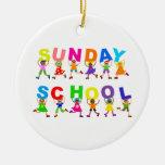 Sunday School Ornament
