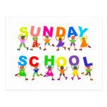 Sunday School Post Cards