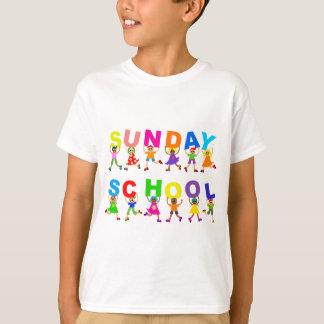 Sunday School T-Shirt