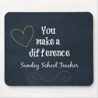Sunday School Teachers Mouse Pad