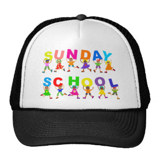 Sunday School Trucker Hat