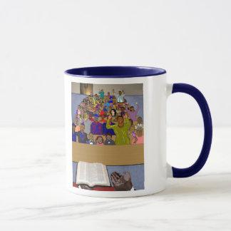 Sunday Sermon Mug