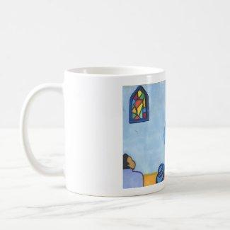Sunday Service Mug zazzle_mug