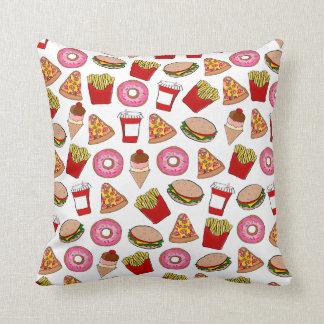 Sunday sofa and dinner throw pillow
