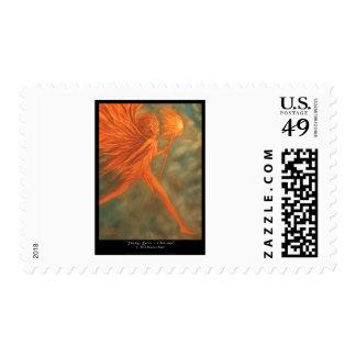 Sunday Sprite Postage Stamp