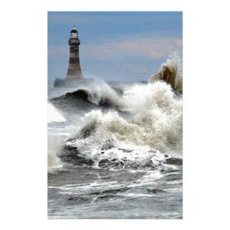 Sunderland - Roker Pier & Lighthouse Stationery
