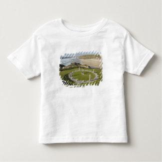 Sundial and Perran Beach, Perranporth, Cornwall, Toddler T-shirt
