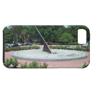 Sundial at Morehead Planetarium, Chapel Hill, NC iPhone SE/5/5s Case