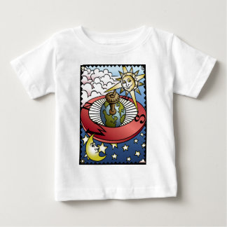 Sundial Baby T-Shirt