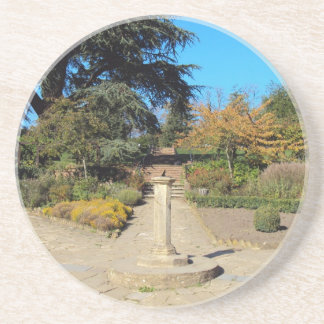 Sundial In The Rookery Streatham Common Coasters
