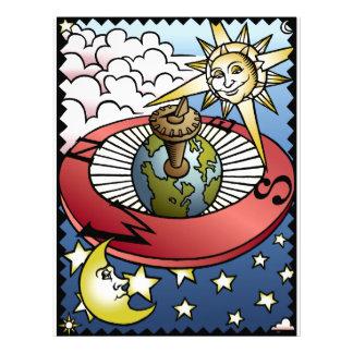 Sundial Letterhead