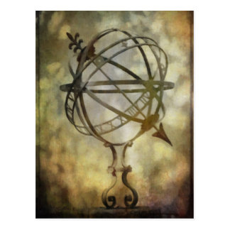 Sundial Postcard