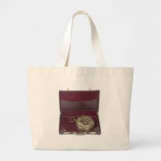 SundialBriefcase110510 Large Tote Bag
