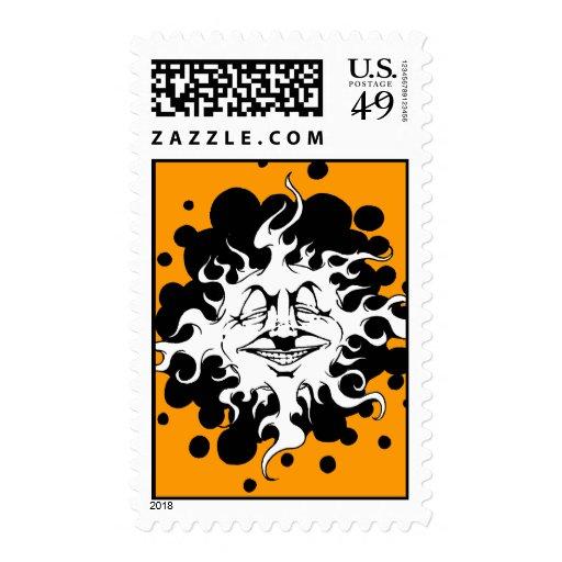 Sundistic Stamps