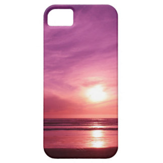 Sundown at the Beach iPhone 5 Cover