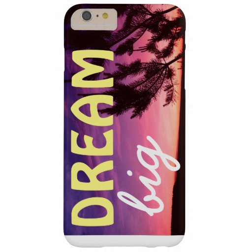 Sundown Electronics | Beautiful Purple Sunset Barely There iPhone 6 Plus Case