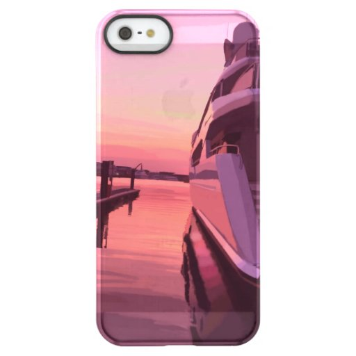 Sundown Electronics | Colorful Reflections Art Permafrost iPhone SE/5/5s Case