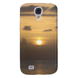 Sundown Fitted Hard Shell Case iPhone 3G/3GS