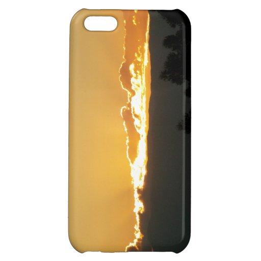 Sundown Case For iPhone 5C