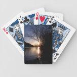Sundown River Playing Cards