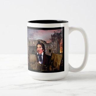 Sundown Suspense Two-Tone Coffee Mug