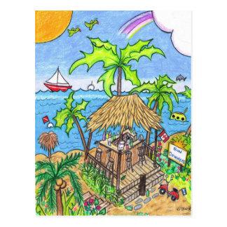 Sundowners postcard
