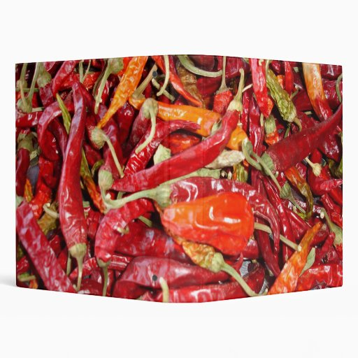 Sundried Peppers Binder