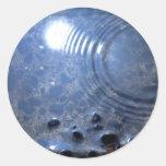 Sundrop Round Sticker
