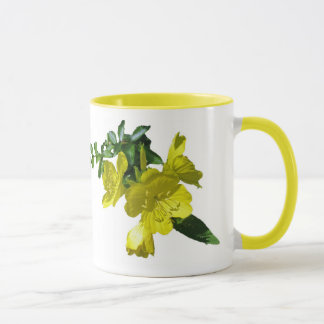 Sundrops Primrose Coordinating Items Mug