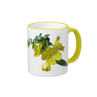 Sundrops Primrose Coordinating Items Ringer Mug