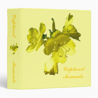 Sundrops Primrose Series Binder